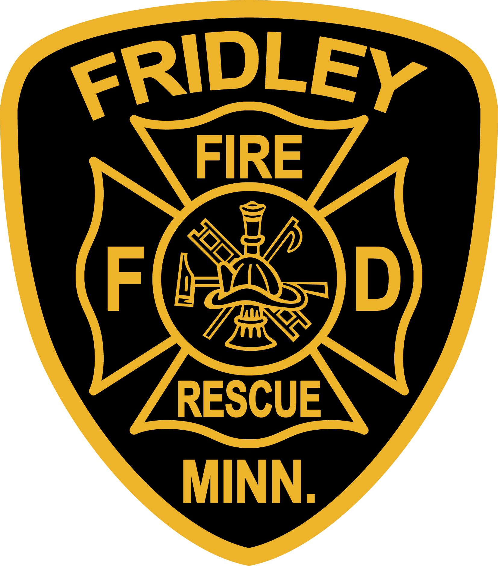 Fridley Fire Logo