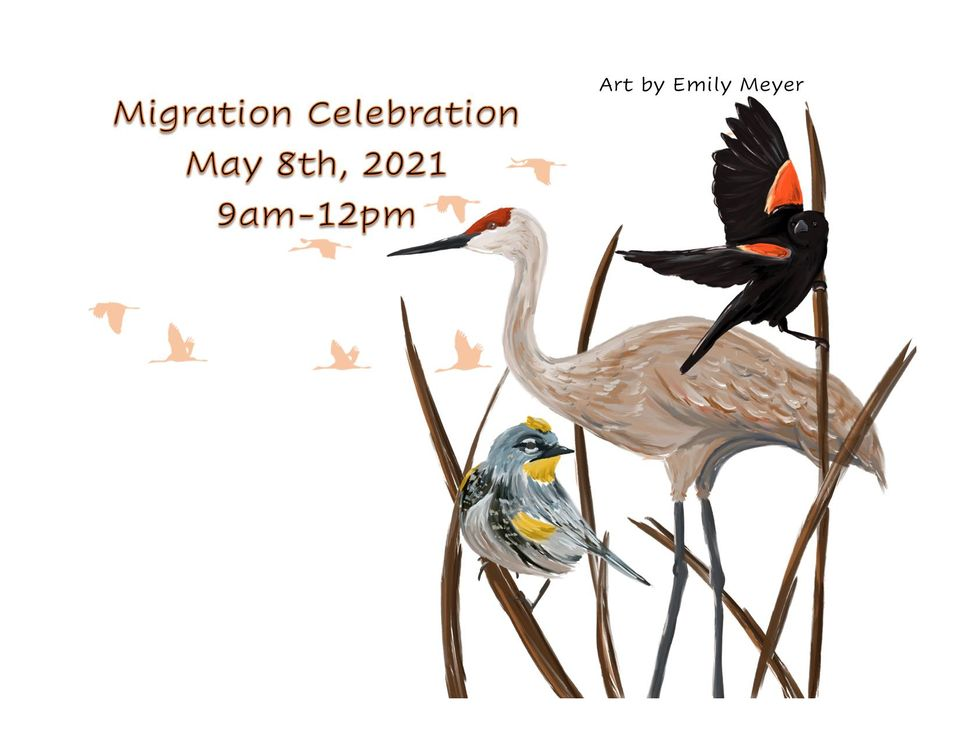 migration celebration art by emily meyer